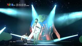 [Câu chuyện hòa bình] We are the world - Vũ Cát Tường