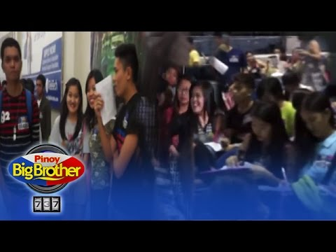 Pinoy Big Brother 737 Audition Kick Off