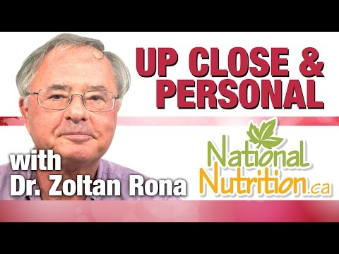 National Nutrition Gets Up Close & Personal With Dr. Zoltan Rona (Cut)