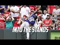 MLB | Into the Stands