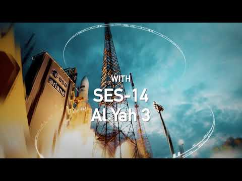 LIVE - Lancement Ariane5 VA241