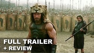 Hercules The Thracian Wars Official Trailer 2 + Trailer Review 2014 : HD PLUS