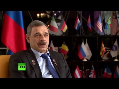 Russian cosmonaut Mikhail Kornienko shares his experience after 1 ...