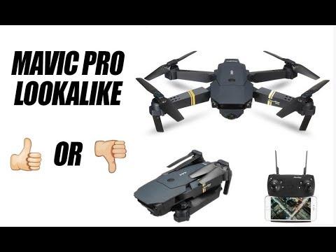 Skyhawk Camera Drone (Mavic Pro Lookalike)