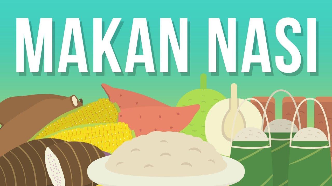 Kenapa Makanan Pokok Kita Nasi?