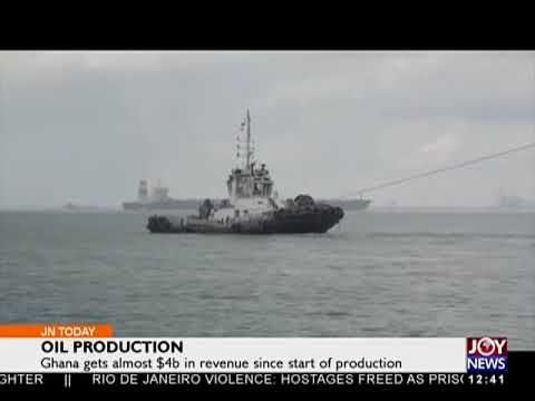 Oil Production - Joy Business Today (19-2-18)
