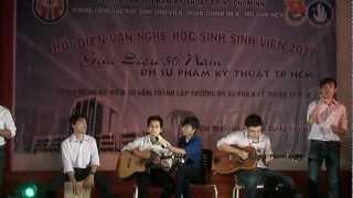 Quê Hương Tôi-guitar cover