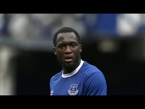 Romelu Lukaku promises goals for Everton once injuries are behind him