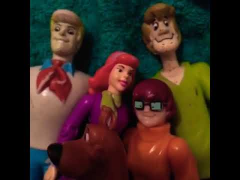 Very scooby doo orgy