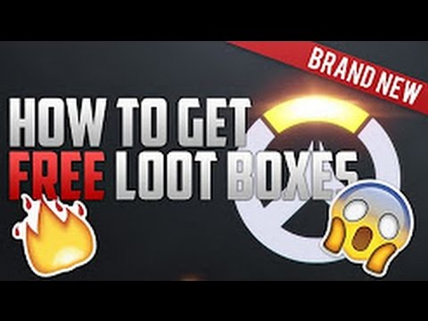 NEW Free Overwatch Loot Boxes Hack | How to Get Unlimited Skins | April 2017 |