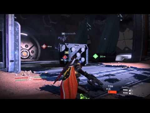 Destiny Fire Base Delphi Pocket Infinity 39 Kills 3.55KD 7285 Points