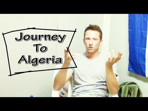 JOURNEY TO ALGERIA