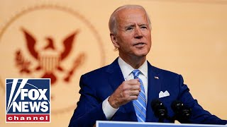 Biden to receive first presidential daily briefing next week