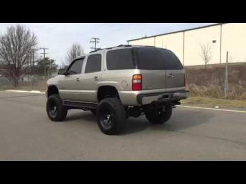 2000 Chevrolet Tahoe Lt Youtube