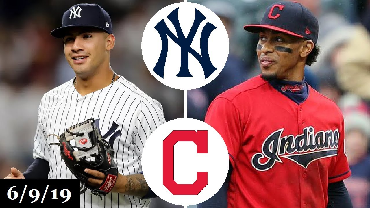 New York Yankees Vs Cleveland Indians Full Game