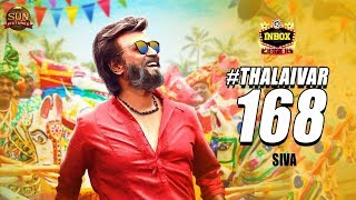 BREAKING : THALAIVAR 168 Shoot Details