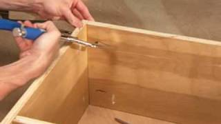 Kreg Jig® Skills: 90° Panel Joints