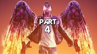 Saints Row Gat Out of Hell Walkthrough Gameplay Part 4 - 7 Deadly Weapons (PS4)