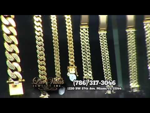 Las Villas Jewelry Commercial