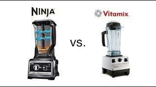 Full Review: Ninja Ultima vs. Vitamix Blender