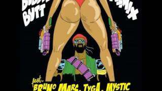 Bubble Butt (feat. Bruno Mars, GD & TOP from Big Bang, Tyga & Mystic) (AUDIO)