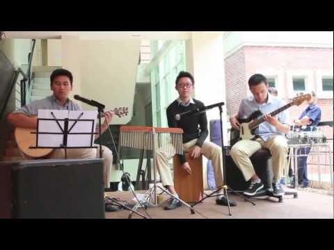Music Corner UPHC 2012 - Seratus Persen (Cover) - Yansen, Berton, Joseph
