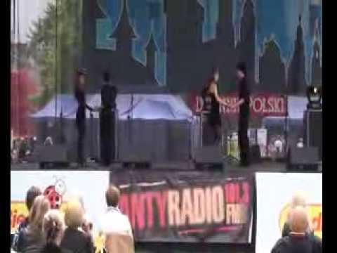 Saltrom - występ tańca towarzyskiego - Dzień Rodziny Krakowskiej 2013