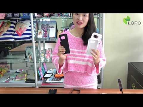 Slim 2 in 1 phone case from LOPO