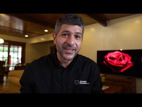 VLOG: James Deakin - 65 inch LG OLED TV