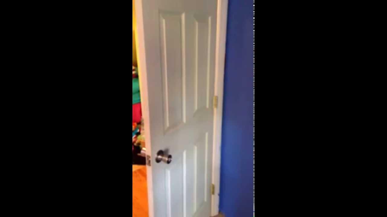 How To Make A Door Hinge Stop Squeaking The Quick Easy Way & How To Make A Door Hinge Stop Squeaking The Quick Easy Way - YouTube