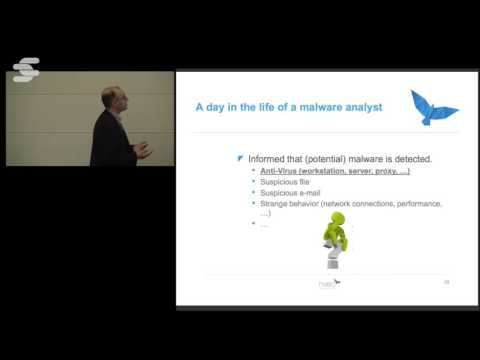 A day in the life of a malware analyst - Didier Stevens