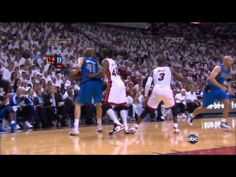 2011 NBA Finals Miami Heat V Dallas Mavericks Game 1