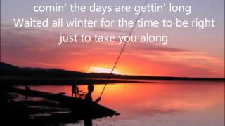 fishin' in the dark with lyrics - nitty gritty dirt band