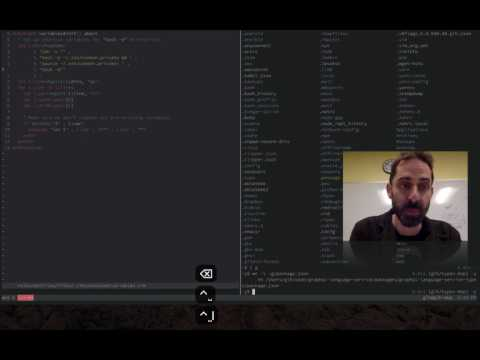 Vim screencast #46: Directory hashes