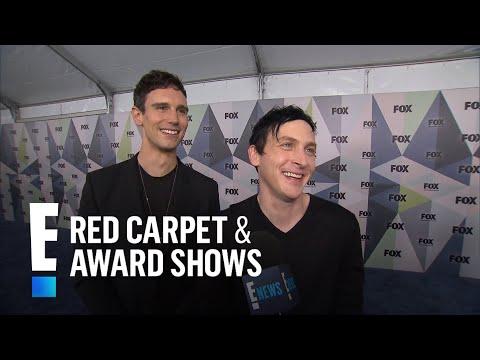 Robin Lord Taylor & Cory Michael Smith on