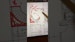 تعديل مخطط معماري ضمن مبادرة مساعد القفاري لتعديل المخططات وشرح لكثير من النقاط المهمة في التصميم
