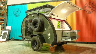 2020 Off-Road Camper with a LIFETIME WARRANTY! (Camping, Overlanding, Loaded with new features)