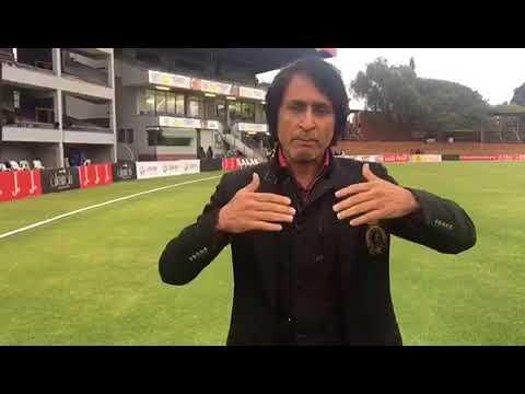 Pakistan walk over Zimbabwe | Pak V Zim 1st ODI | Ramiz Speaks
