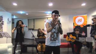 F. Charm feat. Ligia - 30 DE GRADE - LIVE @ REQUEST 629