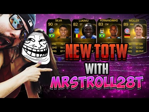 PACK PARTY with Mrs Troll 28T! Nick vs Cleavage Gamers - FIFA 15 Ultimate Team