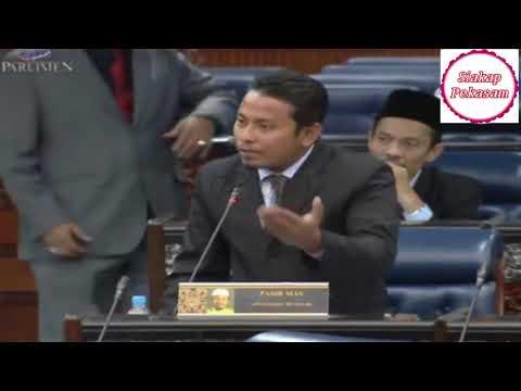 Ucapan MP Pasir Mas tentang isu manifesto di Kelantan&T'ganu