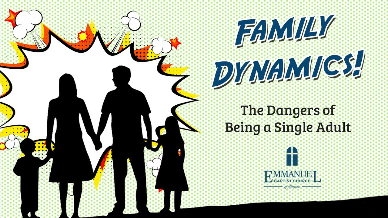 Family Dynamics  -Wed PM 9/23/20 - Pastor Bob Gray II