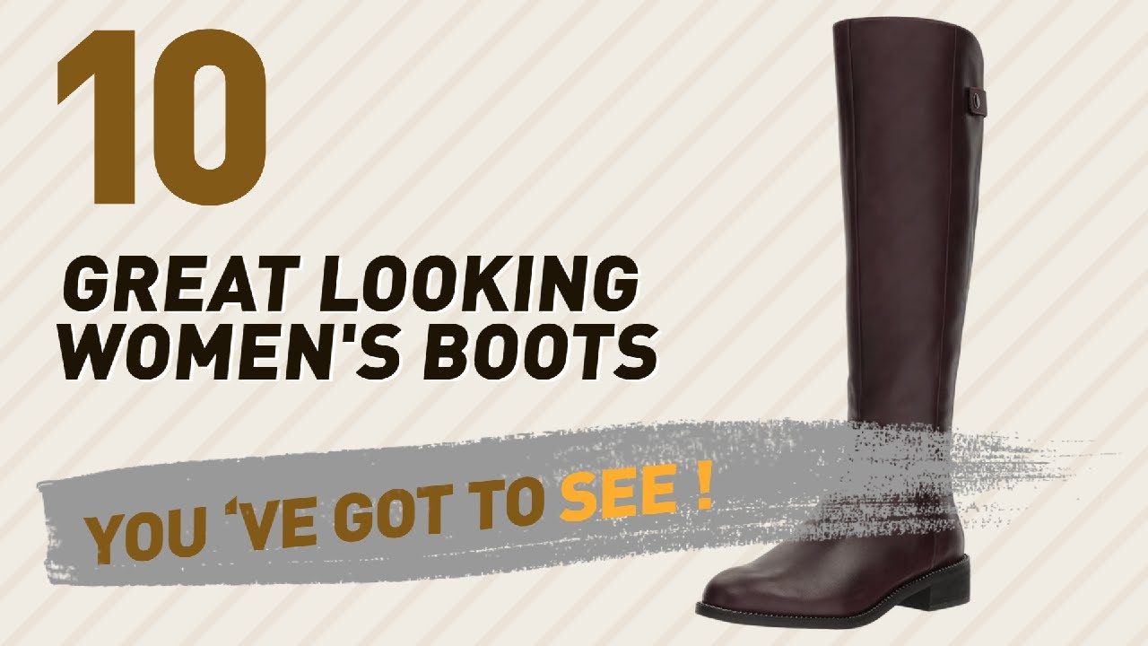 a1eddfe2dce Franco Sarto Womens Boots Collection    New   Popular 2017 - YouTube
