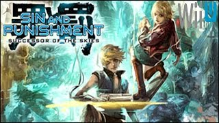 Sin & Punishment: Successor of the Skies - Wii U Virtual Console Gameplay [ 60 FPS  HD ]