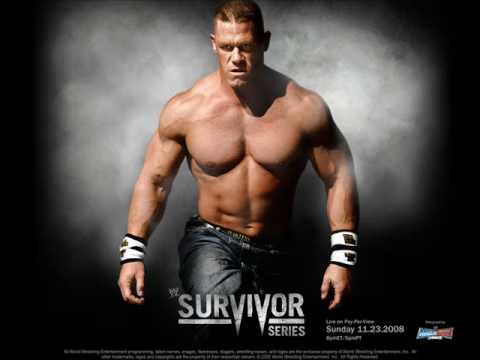 wwe survivor series 2008 theme song