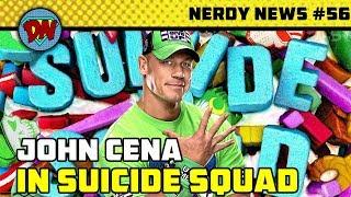 Thor 4, Endgame Tickets, John Cena in DC, Swamp Thing, Eternals Cast | Nerdy News #56
