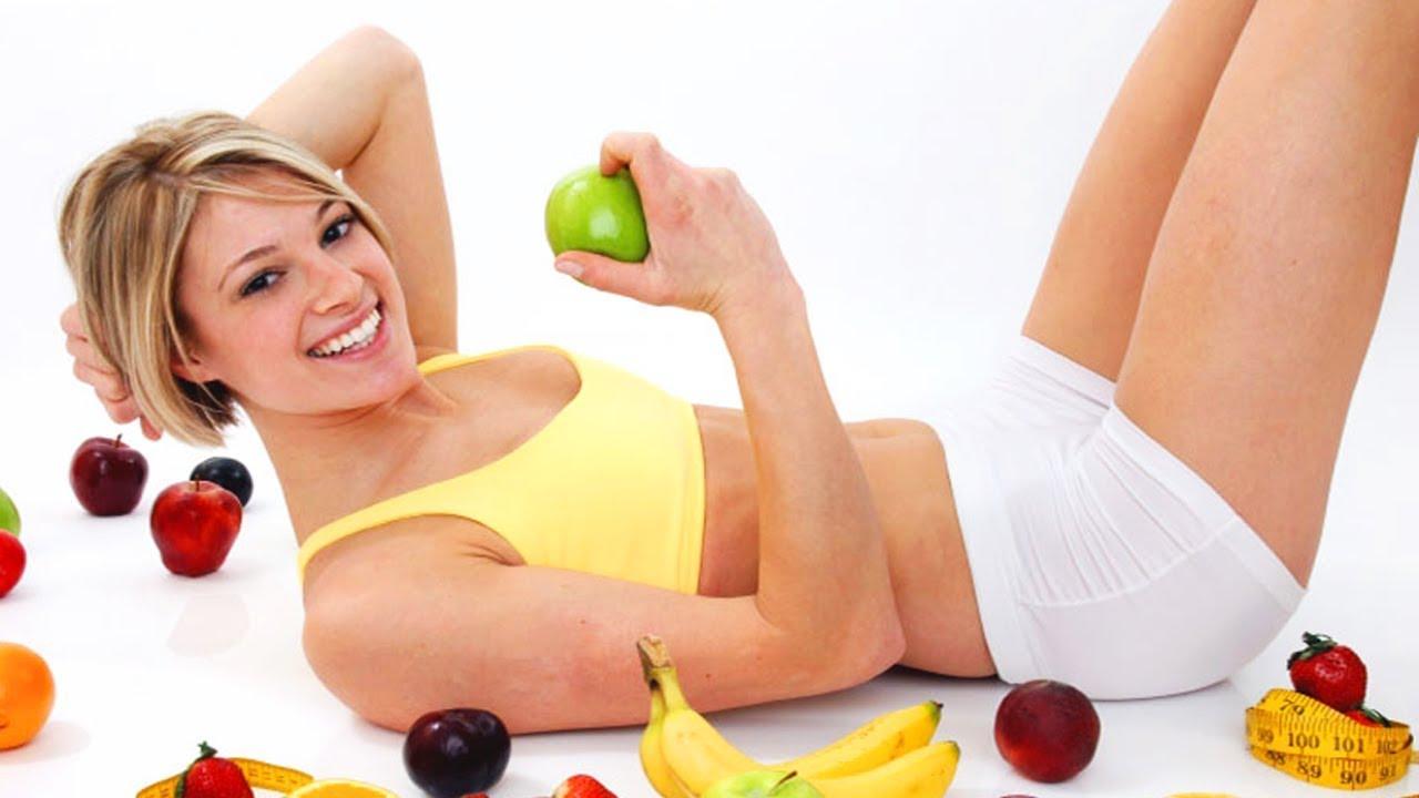 Как правильно худеть диета спорт