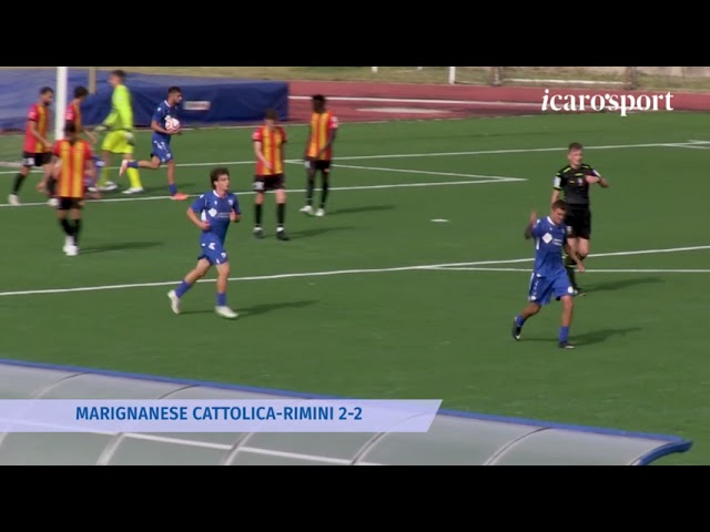 Icaro Sport. Tutti i gol della 34a giornata di Serie D girone D