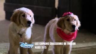 Les Copains Chasseurs de Trésor - Mardi 24 février à 19h15 sur Disney Channel !
