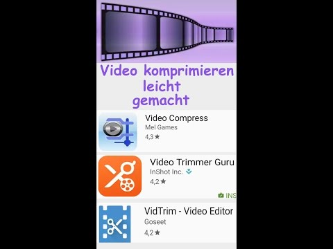 Handy-Videos Komprimieren